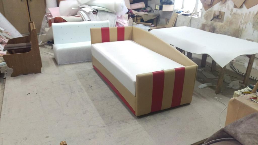 Дитяче ліжко 3