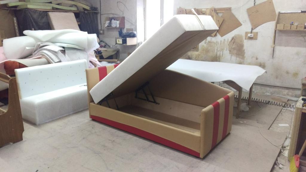 Дитяче ліжко 4