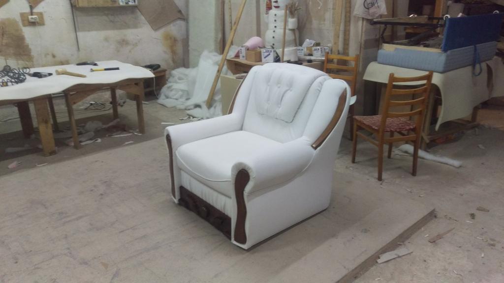 Виготовлення під замовлення крісл та інших мяких меблів. 3