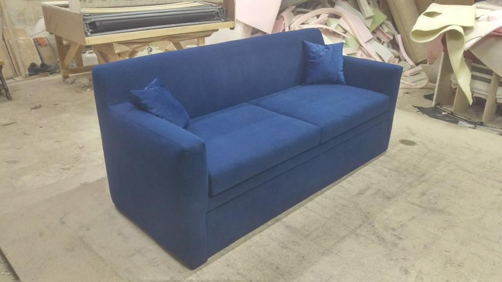 Виготовлення індивідуальнх диванів з різними видами розкладанням 4