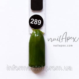 NailApex Gel Polish №289 гель-лак (6мл)