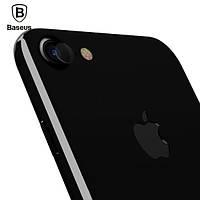 Защитное стекло Baseus для iPhone SE 2020/8/7 Camera Lens Glass Film 0.2mm, Прозрачное  (SGAPIPH7-JT02), фото 1