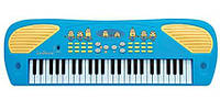 Дитячий електросінтезатор пианипо LEXIBOOK K723DES Міньйони, фото 1