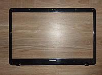 Корпус Toshiba L675D (рамка матрицы) для ноутбука Б/У!!! ORIGINAL