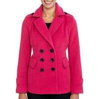 Женское пальто в стиле Pea coat ( классический бушлат)