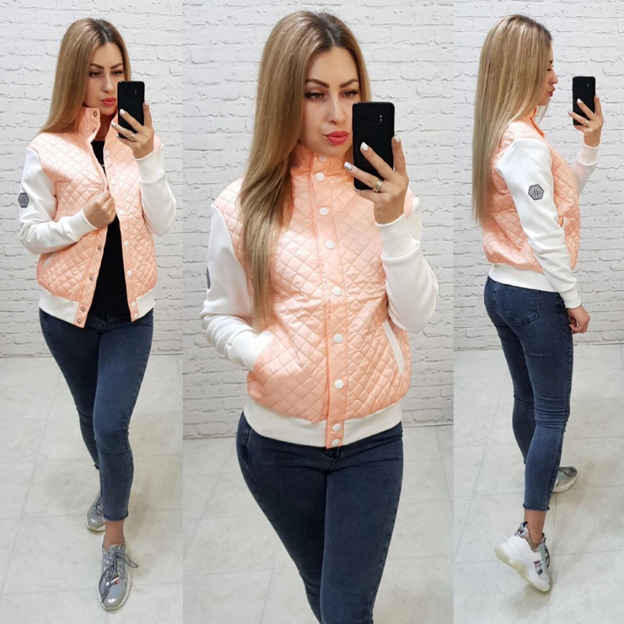 Куртка женская, модель 773, цвет - персик