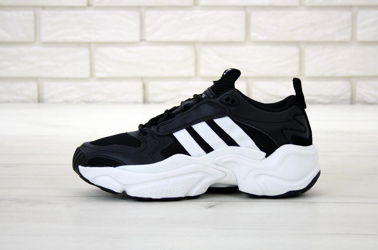 Мужские кроссовки Adidas Consortium x Naked Magmur Runner, Реплика