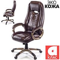 Кресло Брук • АКЛАС • PL TILT BRZ коричневый