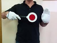Перчатки белые для патрульной службы