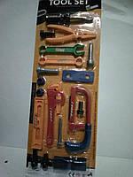 Набор игрушечных инструментов.Игрушки для мальчиков.