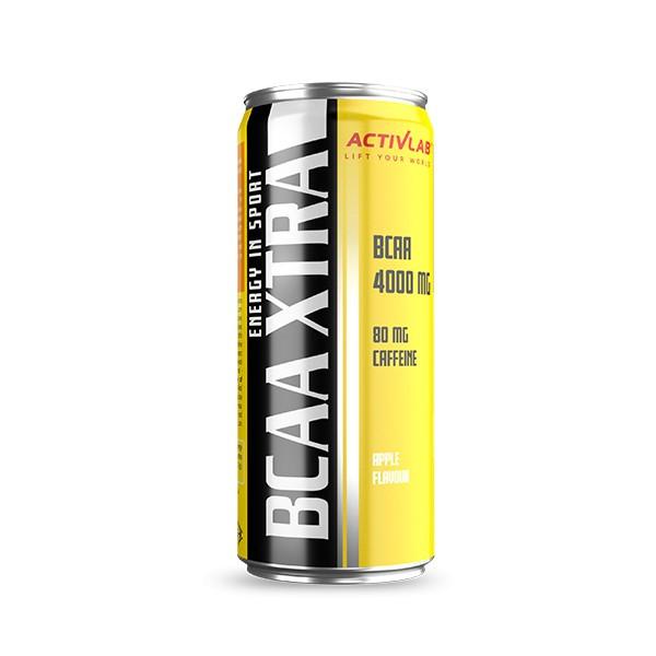 Амінокислоти Activlab BCAA Xtra Energy 250 ml (Apple)