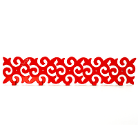 Вешалка настенная Glozis Pattern H-054 55 х 12 см