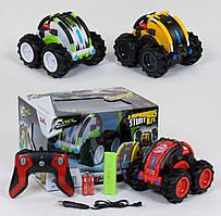 Машинка-амфибия на р/у HB-FG01 3 цвета, трюковая, аккумулятор 4.8V, в коробке