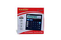 🔝 Калькулятор, Kadio KD 500, калькулятор простой.Вид, калькулятор с процентами , Закрытие одного из складов, распродажа по закупочной цене и ниже!