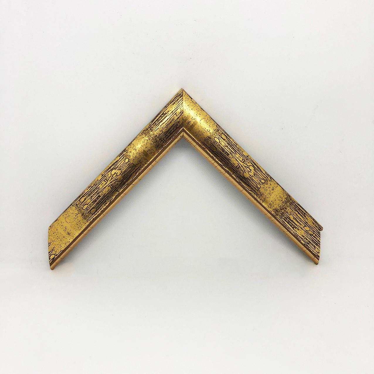 Багет дерев'яний золотий єгипет