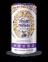 Уценка (Сроки до EXP 01/20) Alpha Foods Vegan Protein 600 g (Черника)