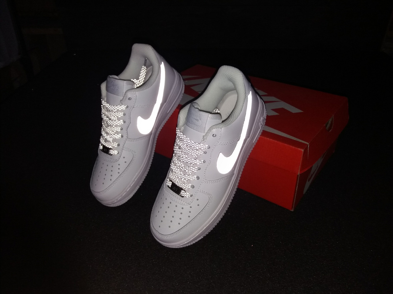 Мужские кроссовки Nike Air Force 1, Реплика