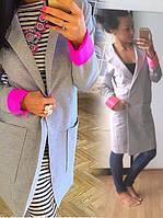 Женский модный тренч МЕ91, фото 1