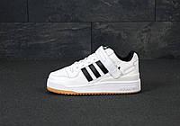 Мужские кроссовки Adidas Forum Mid, Реплика, фото 1