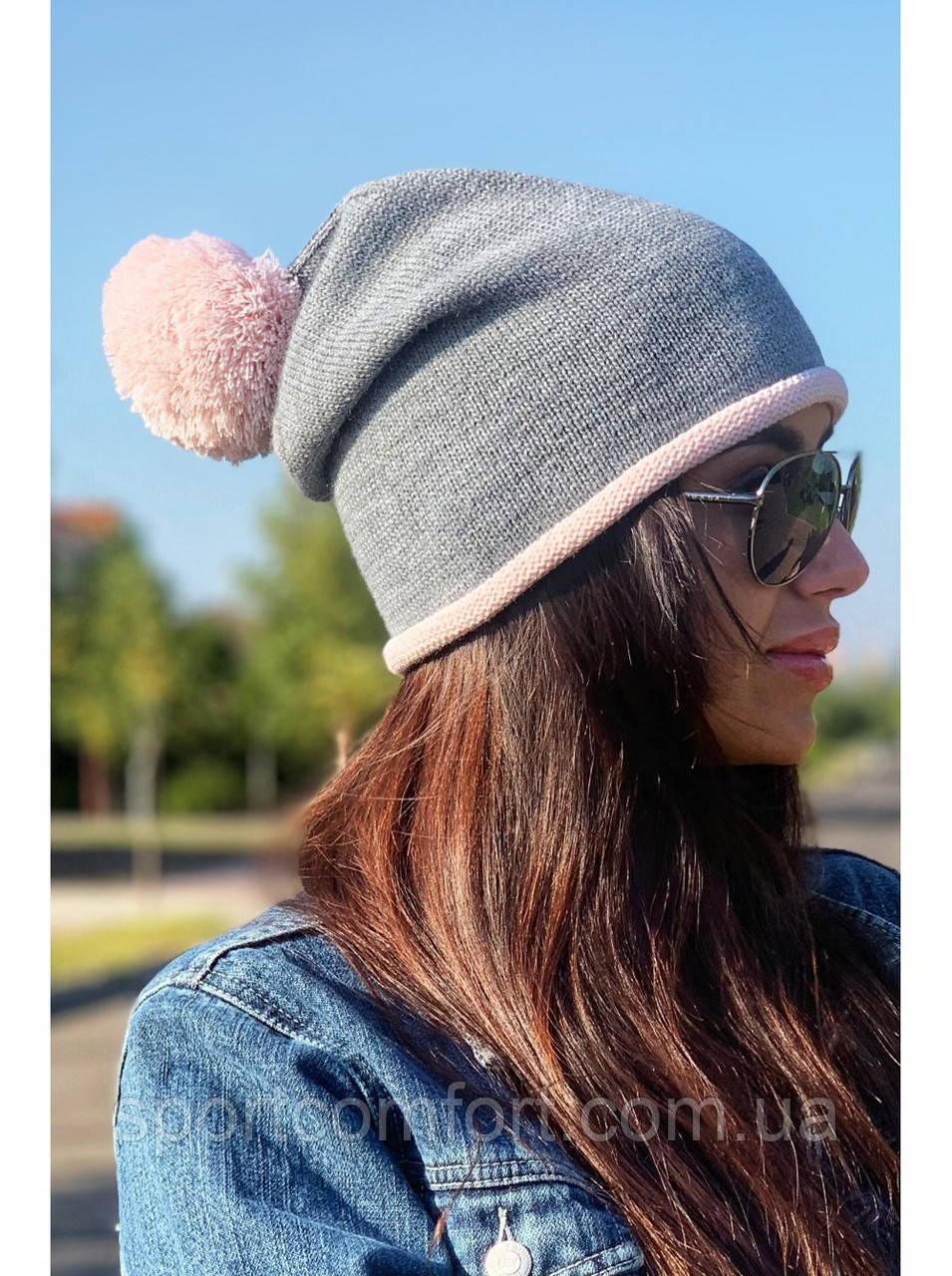 Женский комплект Freever перчатки и шапка