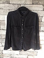 Рубашка Kiabi 1230 140  серый