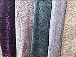 Велюровое стриженое одеяло покрывало 200*240, фото 7