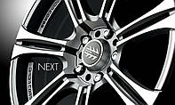 NEXT ANTHRACITE R15 5/100 ET35 DIA72,3