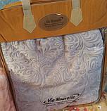 Велюрове стриженое ковдру покривало 200*240, фото 5