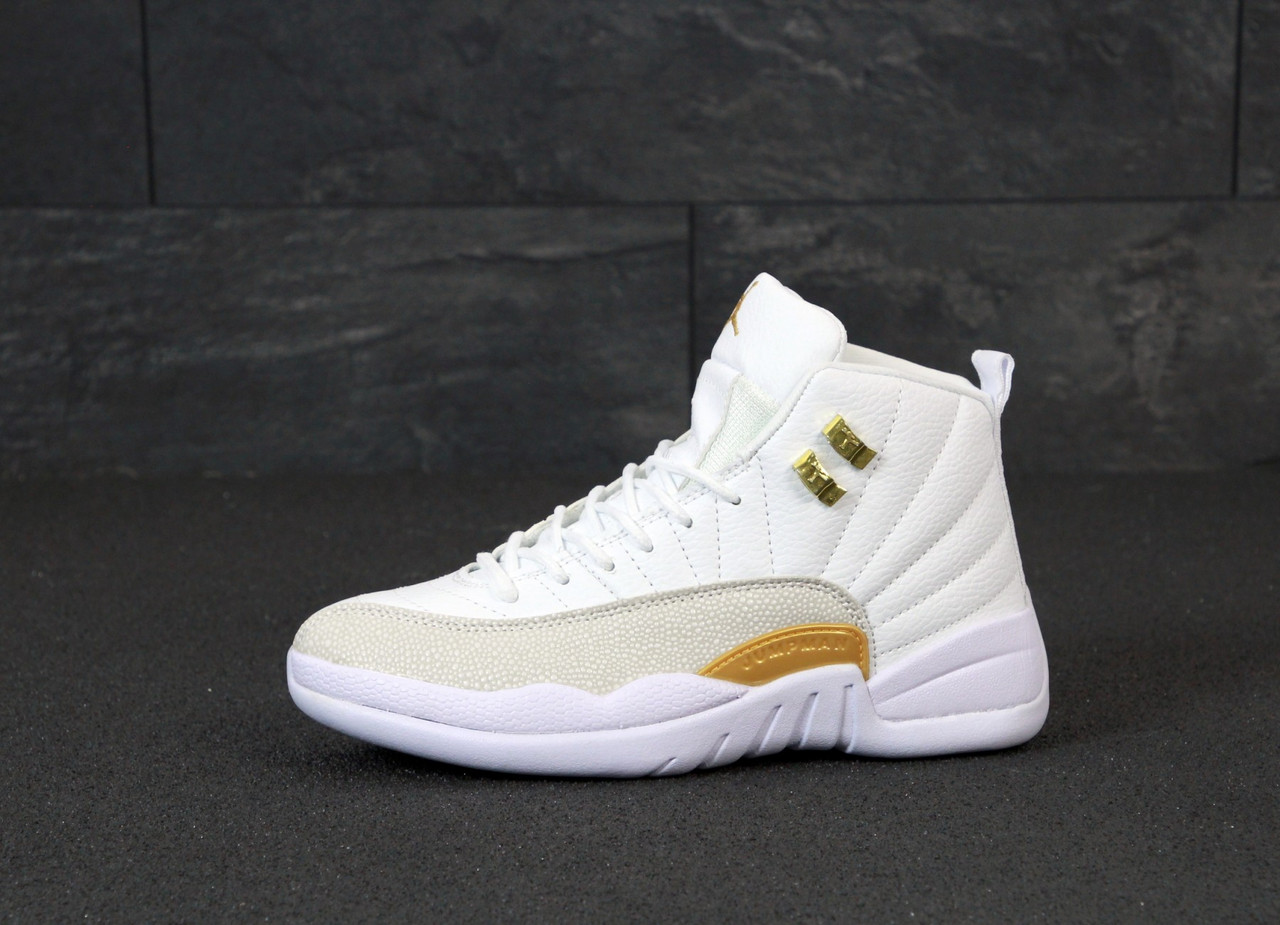 Мужские кроссовки Nike Air Jordan 12, Реплика