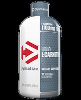 Л-карнитин - Liquid L-Carnitine 1100 - Dymatize - 473 мл