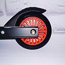 Самокат трюковый, усиленная рама и руль. Колесо 100 мм, фото 4