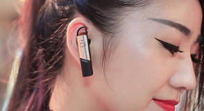 Bluetooth гарнитура Remax RB-T15 (BT4.1) наушники