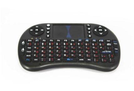 Беспроводная русская клавиатура с тачпадом NicePrice Rii mini i8 2.4G
