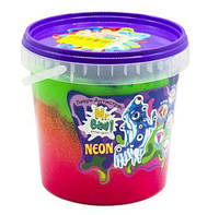 "Лизун-антистресс ""Mr. Boo: Neon"", 1000 г (разноцветный)  sco"