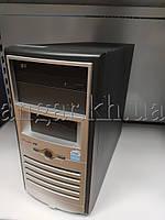 Компьютер бу Prime PC (Intel Pentium E5400-2,7 Ghz / DDR2-4Gb / HDD-80Gb)