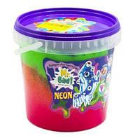 "Лизун-антистресс ""Mr. Boo: Neon"", 1000 г (разноцветный) 80051  sco"