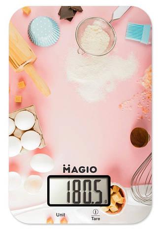 Весы кухонные Magio MG-799 Электронная 5 кг, фото 2