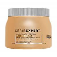 Маска для восстановления поврежденных волос L'Oreal Professionnel Serie Expert Absolut Repair Gold 500ml