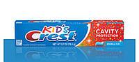 Детская зубная паста Crest Kid's Cavity Protection, 130 грамм
