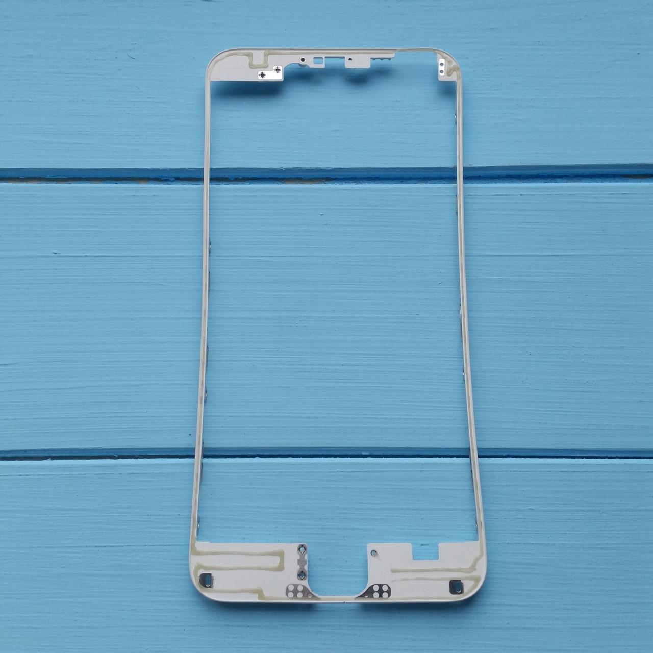 Рамка крепления дисплейного модуля Apple iPhone 6 Plus White