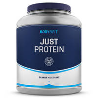 Уценка (Сроки до EXP 10/19) BodyFit Just Protein 2000 g (Cookies Cream)