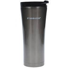 Термокружка Starbucks 9225 450 мл, компактный термос