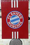Блокнот с символикой FC Бавария, фото 2