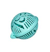 🔝 Контейнер для стирки бюстгальтеров Bra Washer, цвет - бирюзовый, , Бюстгальтери та аксесуари