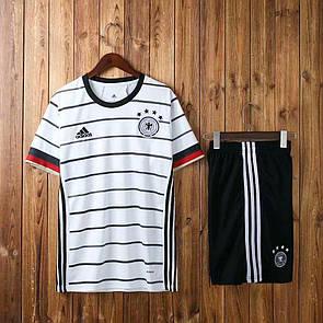 Футбольная форма сборной Германии Euro 2020, основная