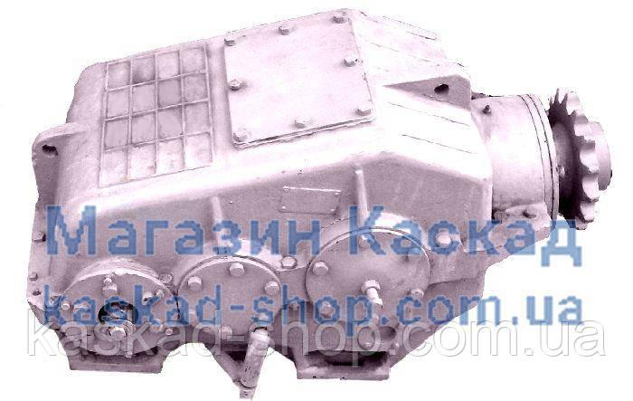Редуктор автобетоносмесителя  СБ-92-1А.01.06.000 реверсивный, фото 2