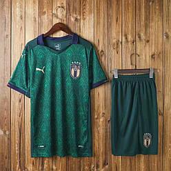 Футбольная форма сборной Италии (резервная) 2020