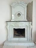 Мраморные камины, фото 2