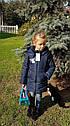 """Детская зимняя куртка """"Колибри"""" для девочки 4-7 лет, фото 5"""
