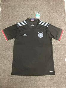 Футболка сборной Германии Euro 2020, гостевая